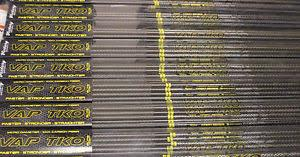 VICTORY VAP  ELITE SHAFTS 500 6 pk