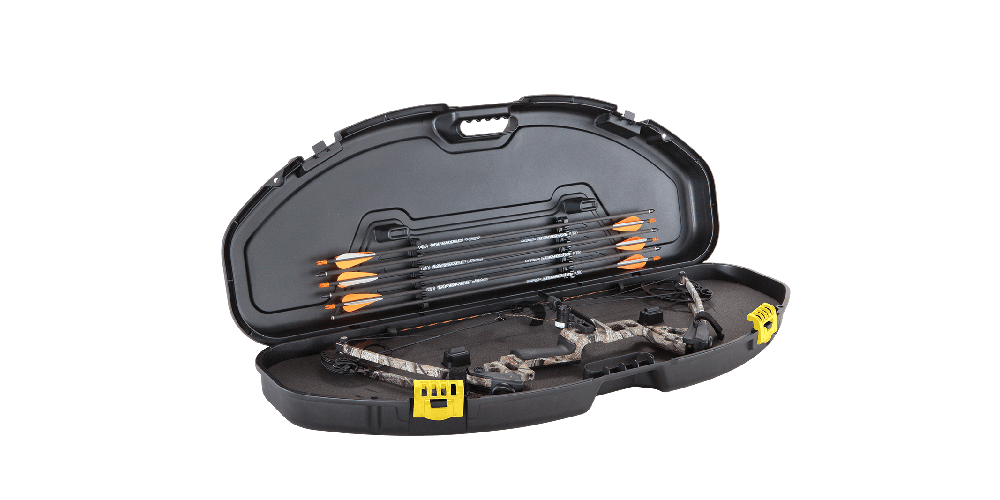 PLANO ULTRA COMPACT BOW CASE BLACK