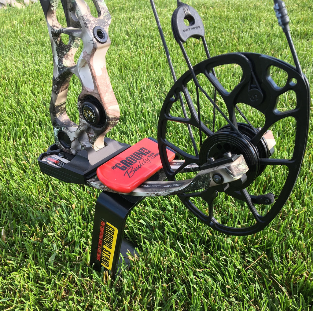 Ground Buddy Bow Hanger