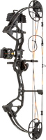 2020 BEAR ROYALE COMPOUND BOW  RTH PACKAGE BLACK RH