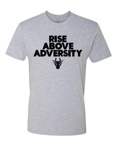 Rise Above Adversity Guys Tee