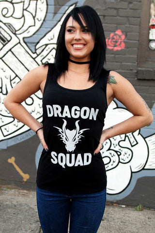 Dragon Squad Girls Tank
