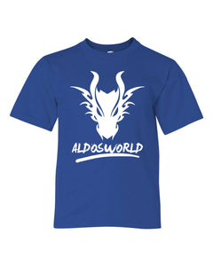 AldosWorld Youth Tee