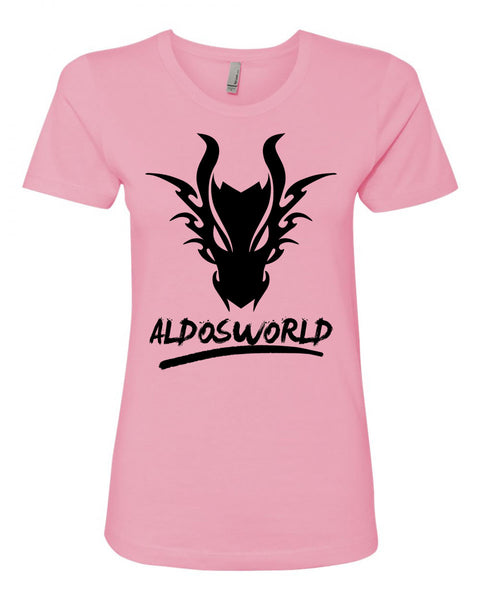AldosWorld Girls Tee