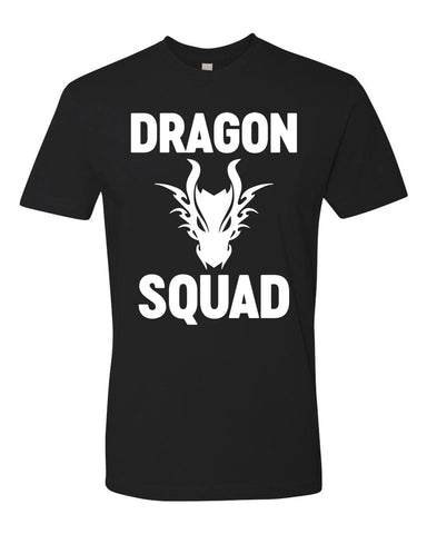 Dragon Squad Guys Tee