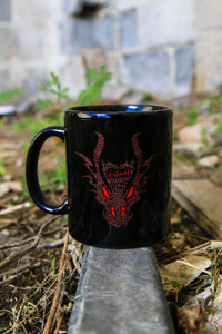 AldosWorld Dragon Mug