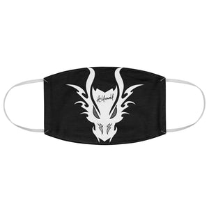 Dragon mask with aldosworld signature