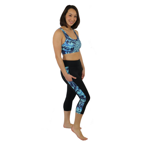 Hawaiian Fern Yoga set