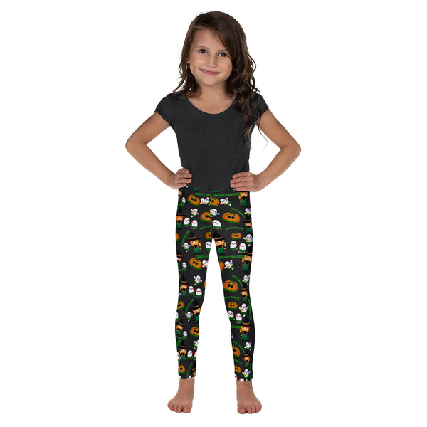 Halloween - Happy Hulaween Toddler & Youth Leggings