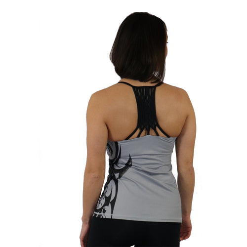 Honu sea turtle Hawaiian yoga tank