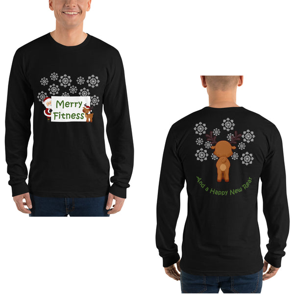 merry fitness long sleeve