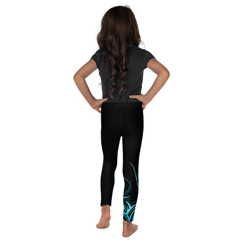 Abstract childs leggings
