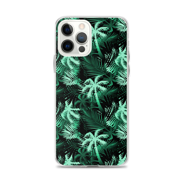 floral green iphone case