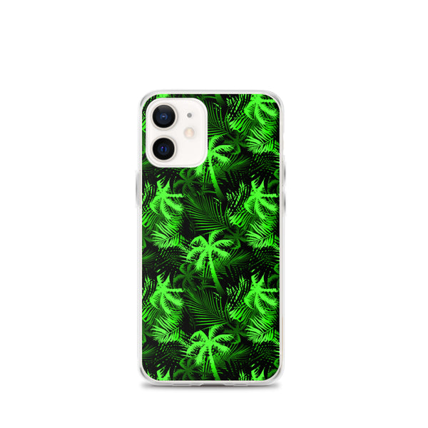 bright green iphone fern case
