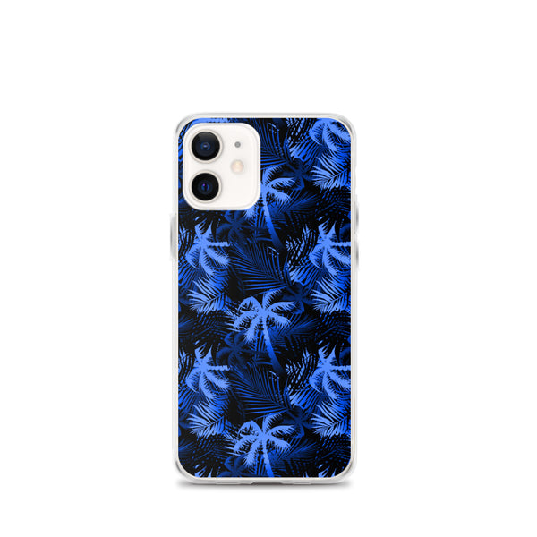palm tree fern iphone case