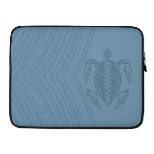 Polynesian tattoo laptop sleeve