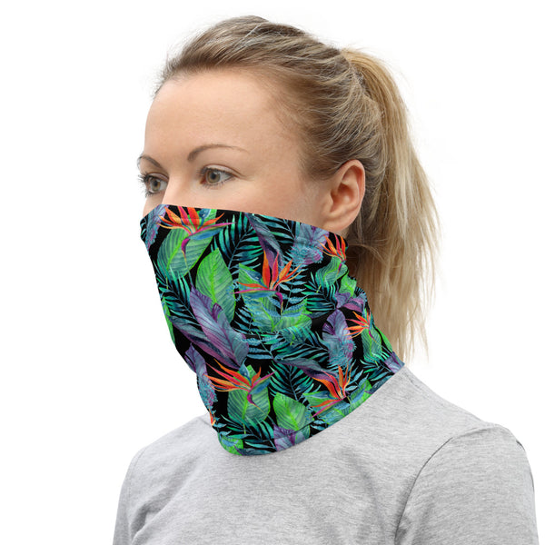 Hawaiian neck gaiter