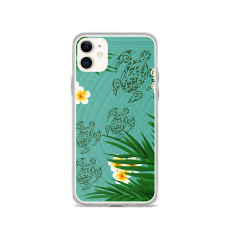 Gecko Yin Yang Polynesian Tattoo Iphone Case Aloha Kekahi I Kekahi (Love One Another) -  iPhone Case 11, 11 Pro, 11 Pro max 7, 8, plus SE, XR, X, XS, Xs max
