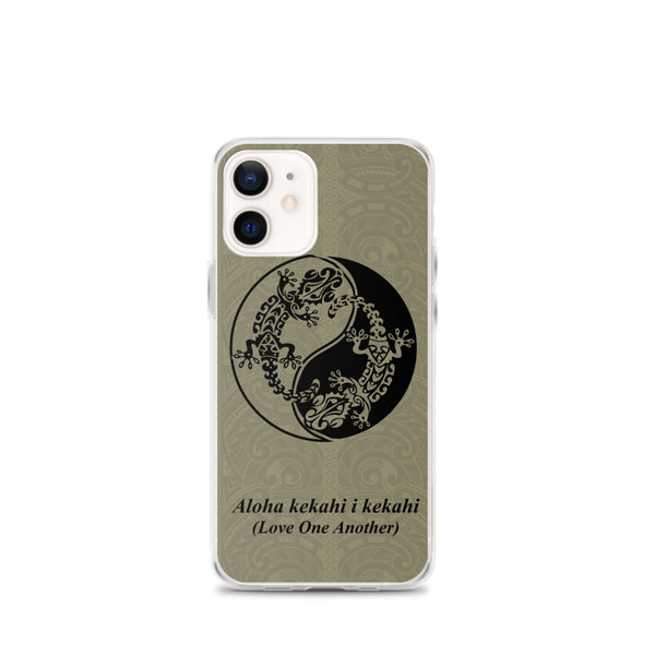 Iphone Gecko Tattoo Case