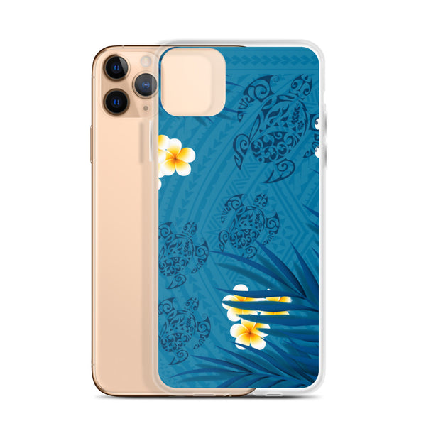 plumeria tattoo iphone case