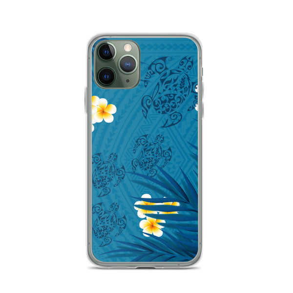 Polynesian iphone case