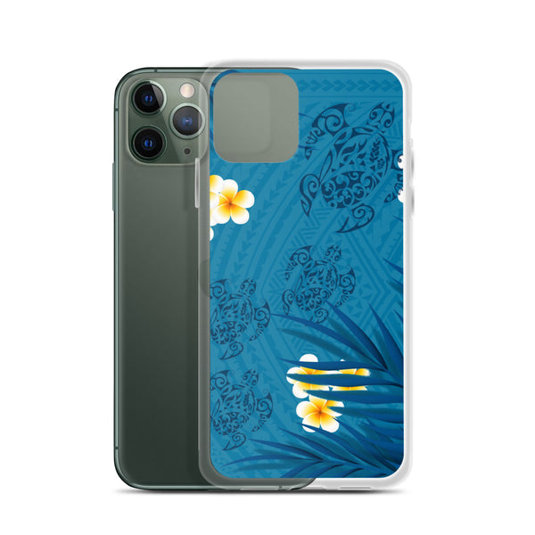 Turtle tattoo iphone case