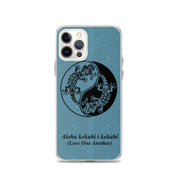 Yin Yang Tattoo Iphone case