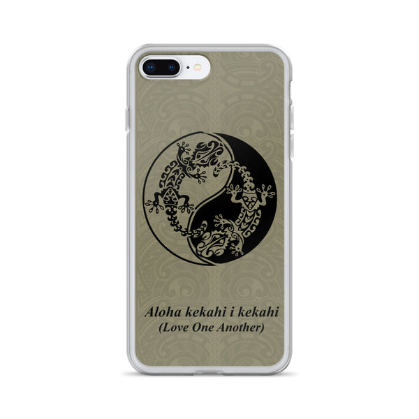 Hawaiian Gecko Phone Case