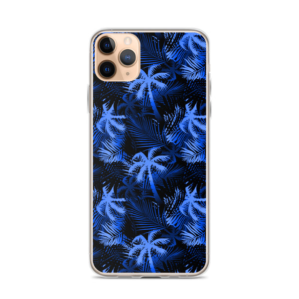blue fern phone case