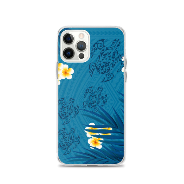 Hawaiian tropical iphone case