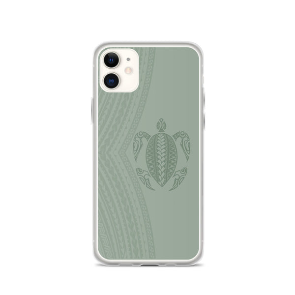 Honu tattoo iphone case