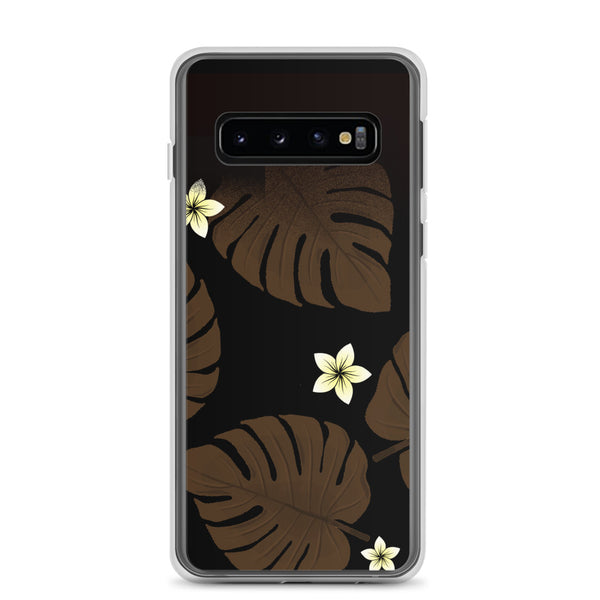 Monstera Leaf samsung galaxy case