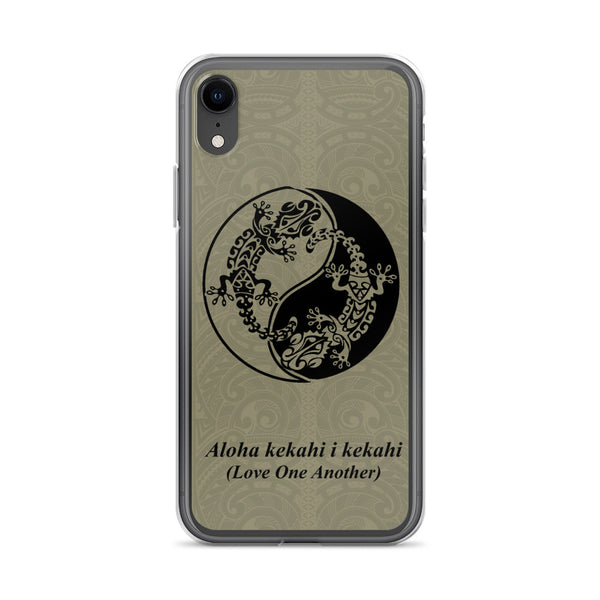 Polynesian iphone Gecko