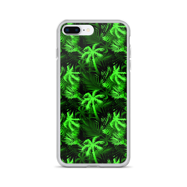 lime tropical iphone case