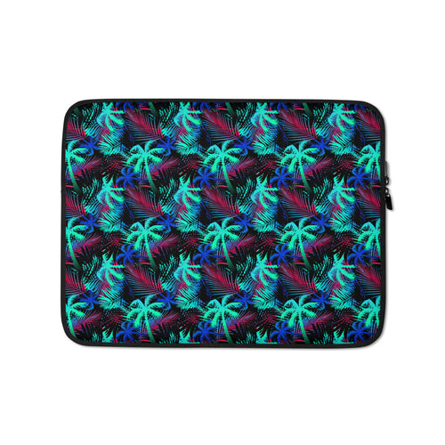 Bright Palm Tree Laptop Sleeve / Case