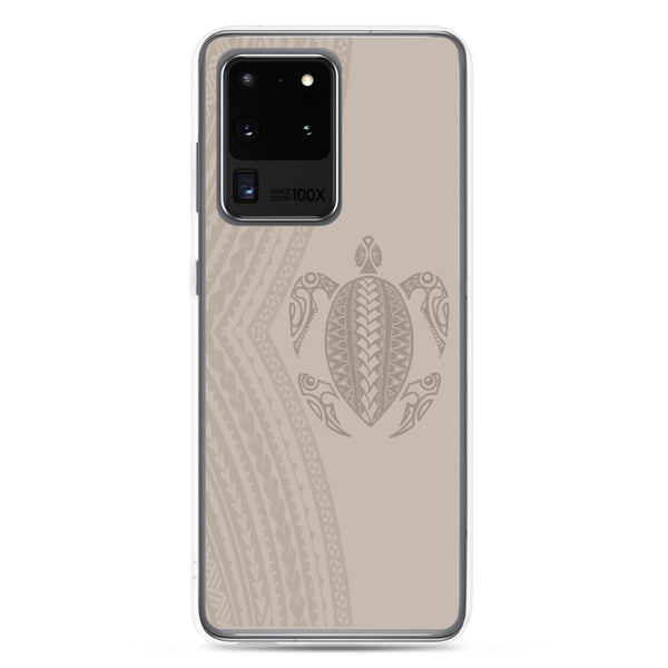 Hawaiian honu tattoo samsung case