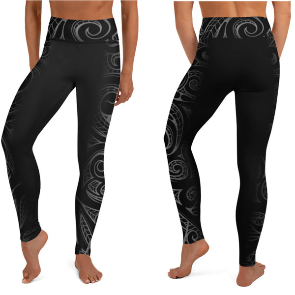Maori tattoo leggings