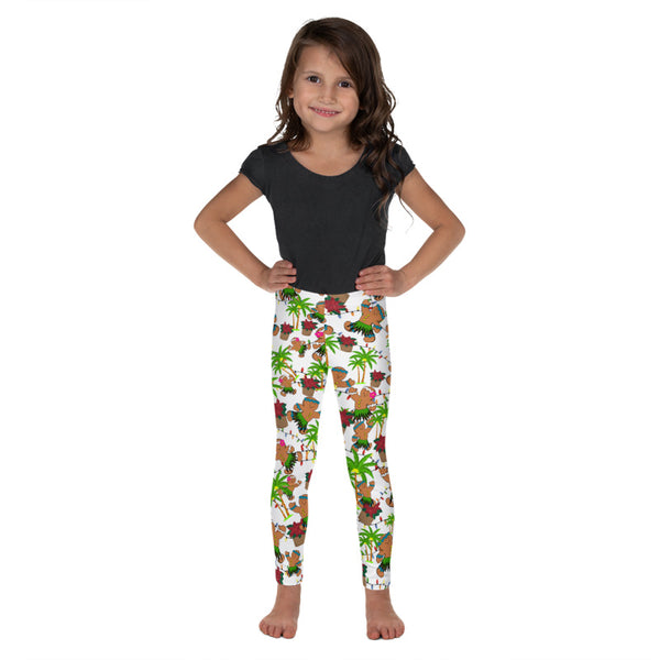 Christmas in Hawaii (Design 2) Toddler & Youth Leggings