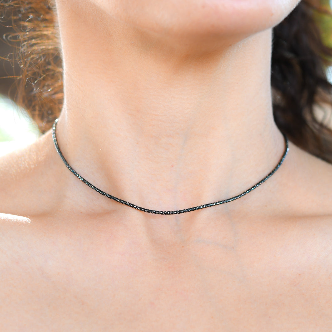 Allure- gunmetal/sterling