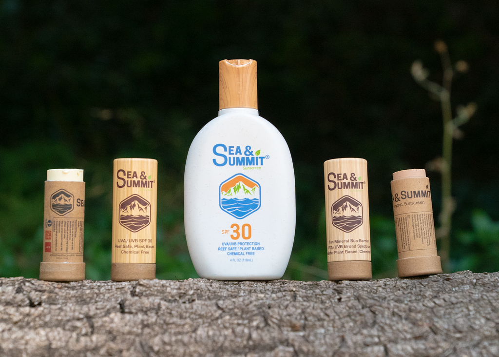 Interview with Ryan Kell: Creator of Sea & Summit Sunscreen