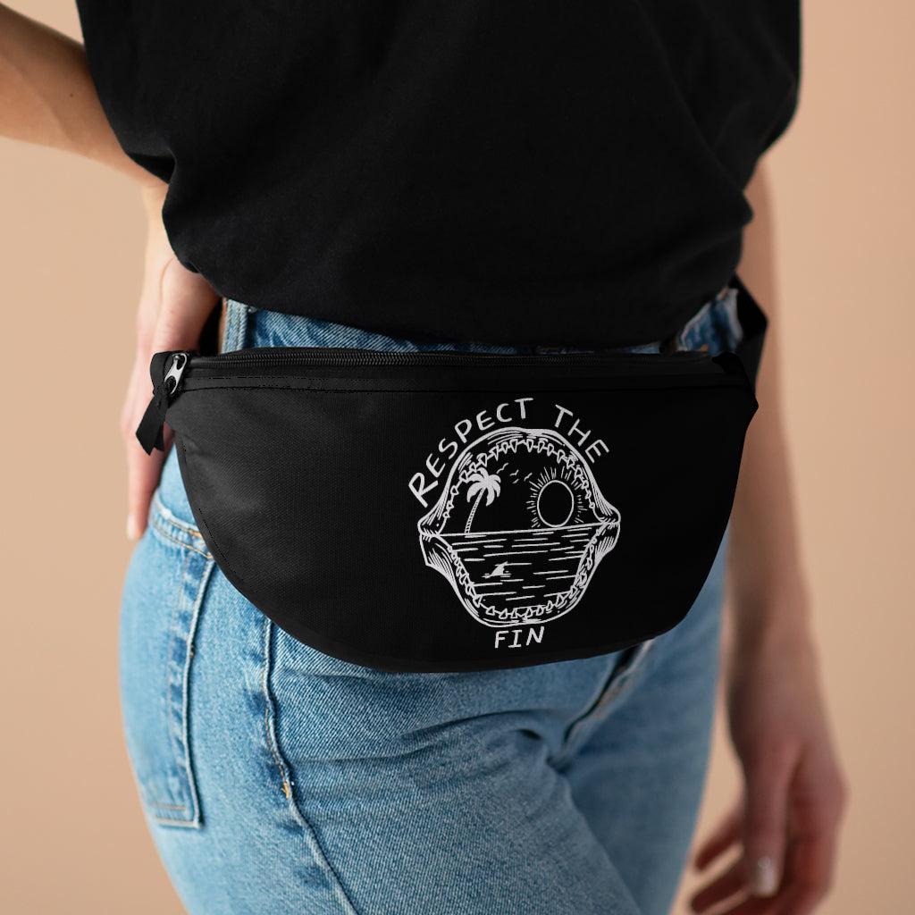 Beauty Behind the Jaws Fanny Pack