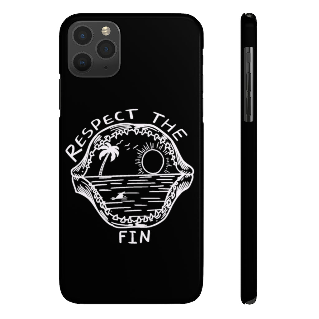 Beauty Behind the Jaws Phone Case