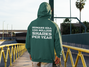 100 Million Sharks Zip Up