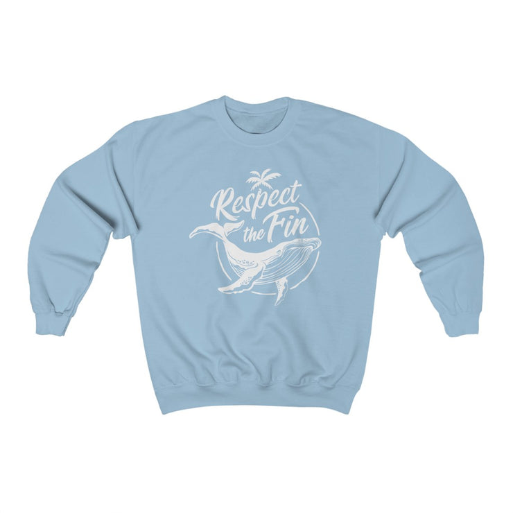 Whale of a Time Crewneck