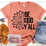 BE KIND YA'LL - Momma G's Boutique
