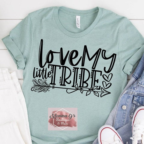 Love my Tribe - Momma G's Boutique