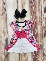 Floral Dress - Momma G's Boutique