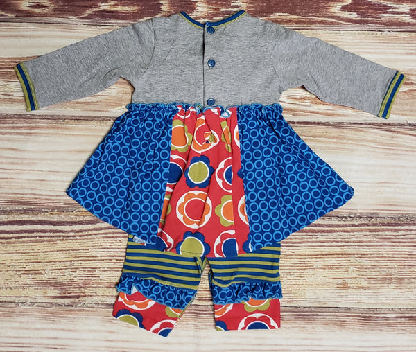 Sassy Me! Bohemian Babes Romper - Momma G's Children's Boutique, Screen Printing, Embroidery & More