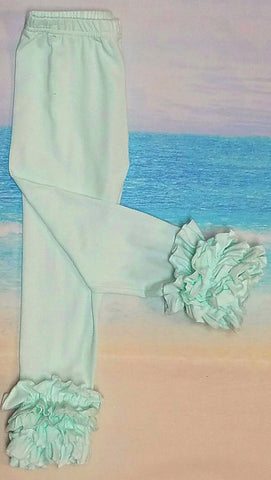 Mint Icing Pants - Momma G's Boutique