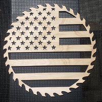 American Saw Blade - Momma G's Boutique